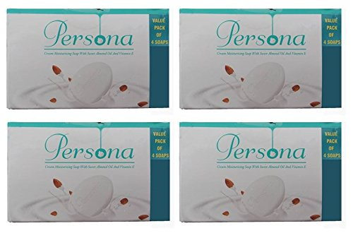 Amway persona soap, 75 G ( pack of 4)