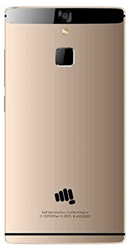 Micromax Canvas 6 E485 32GB Champagne Mobile