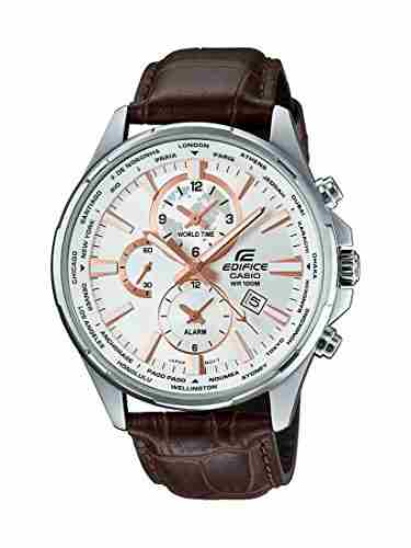 Casio Edifice EX293 Analog Watch