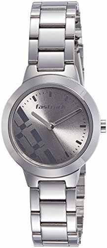 Fastrack 6150SM01 Analog Grey Dial Women's Watches