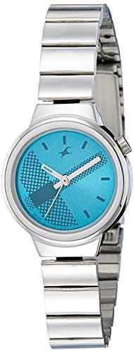 Fastrack 6149SM01 Analog Blue Dial Women's Watch