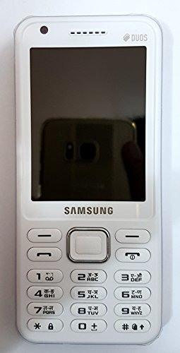 Samsung Metro XL (Samsung SM-B355E) White Mobile