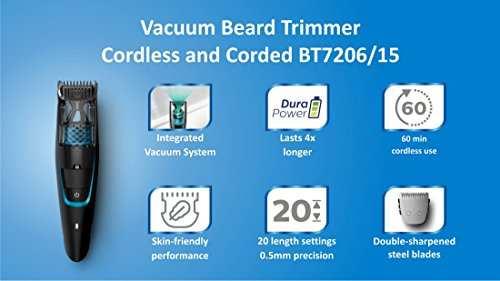 Philips BT7206 Trimmer