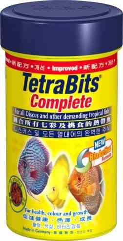 Tetra Bits Complete Shrimp Dry Fish Food 93 gm