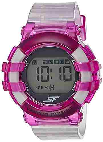 Sonata 87017pp04J Digital Watch