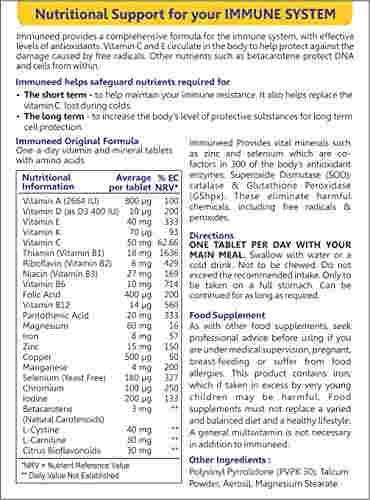 WestCoast Immuneed Supplements (30 Capsules)