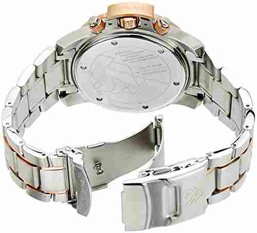 Swiss Eagle SE-9074-44 Analog Watch