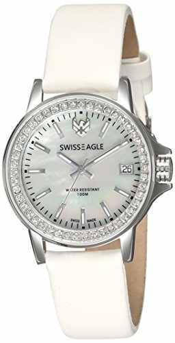 Swiss Eagle SE-6064-01 Analog Watch