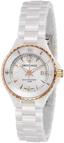Swiss Eagle SE-6066-44 Analog Watch