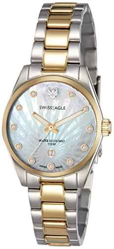 Swiss Eagle SE-6048-33 Analog Watch (SE-6048-33)