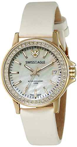 Swiss Eagle SE-6064-02 Analog Watch