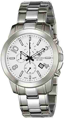 Swiss Eagle SE-9054-22 Analog Watch (SE-9054-22)