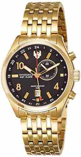 Swiss Eagle SE-9060-55 Analog Watch