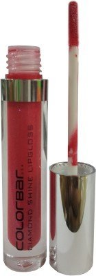 Colorbar Diamond Shine Lip Gloss, Nude Glow 002