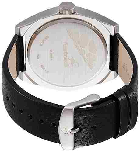 Fastrack 3110SL02 Bare Basics-Checkmate Analog Men's Watch