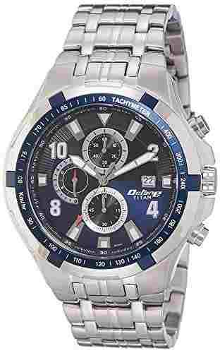 Titan 90045KM03 Analog Watch