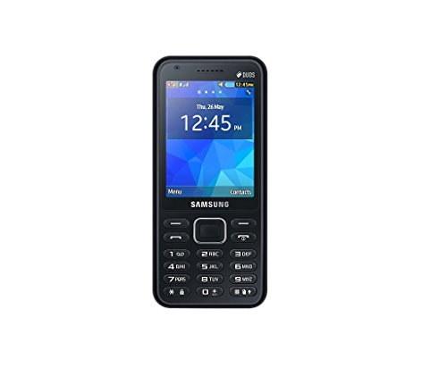 Samsung Metro XL (Samsung SM-B355EZKDINS) 128MB Black Mobile