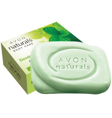 Avon Naturals Deodorizing Bar Soap 100 GM
