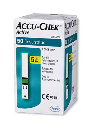 Accu-Chek Active 50 Strips Pack(strips only)