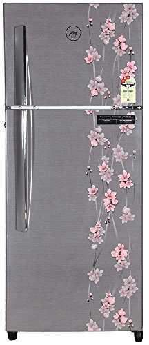 Godrej RT EON 241 P 3.4 3S 241 Litres Double Door Refrigerator, Meadow