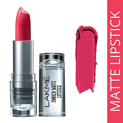 Lakme Enrich Matte Lipstick Shade PM11