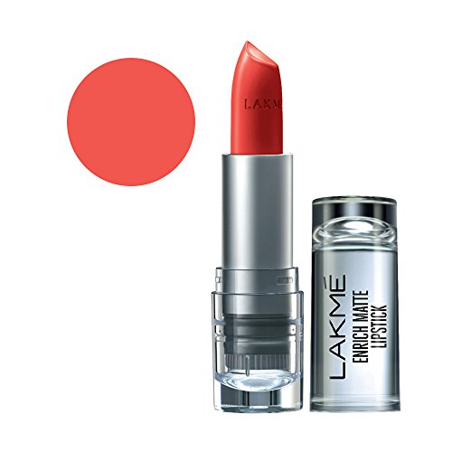 Lakme Enrich Matte Lipstick Shade OM12