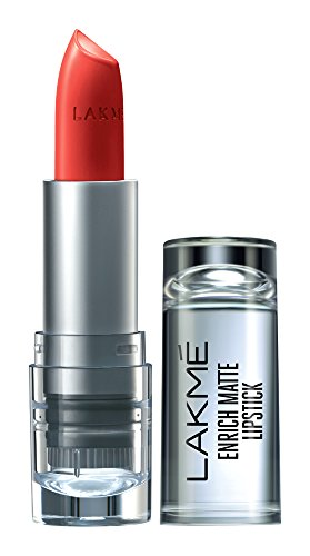 Lakme Enrich Matte Lipstick Shade OM11