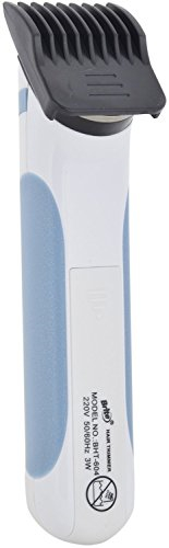 Brite BHT604 Hair Trimmer For Unisex Grey