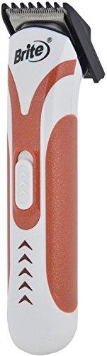 Brite BHT-604 Hair Trimmer For Unisex Red