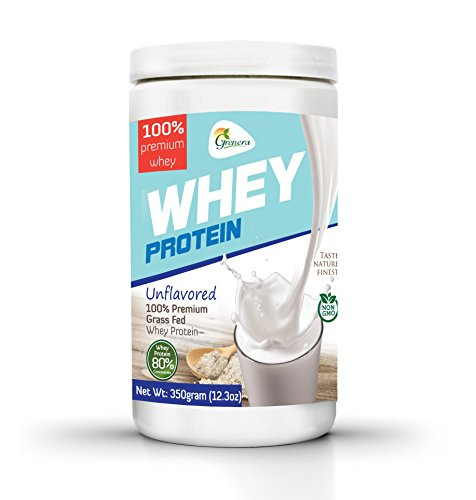 Grenera Whey Protein 80% Concentrate (350gm)