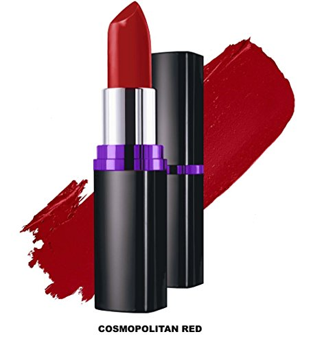 Maybelline Color Show Lipstick, Big Apple Red M211