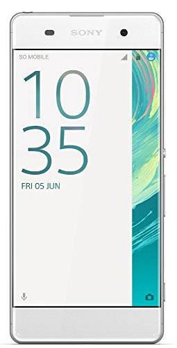 Sony Xperia XA Dual (Sony F3116) 16GB White Mobile