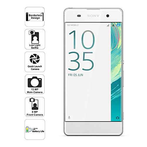 Sony Xperia XA Dual F3116 16GB White Mobile