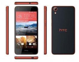 HTC Desire 628 (32GB, 3GB RAM) Sunset Blue Mobile