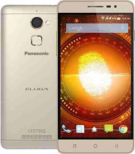 Panasonic Eluga Mark 16GB Gold Mobile