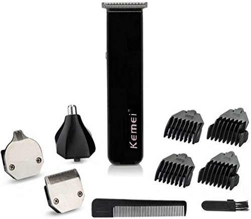 Kemei KM 3580 Trimmer With Grooming Kit