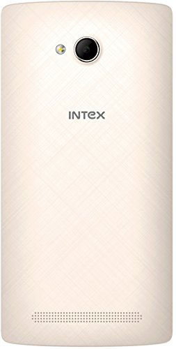 Intex Aqua Classic 8GB Gold Mobile