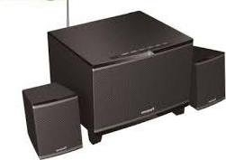 Panasonic SC-HT18GW-K 2.1 Multimedia Speaker