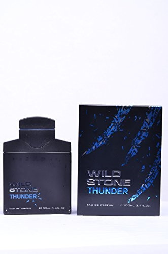Wild Stone Thunder Eau De Perfume Spray For Men, 100 ML