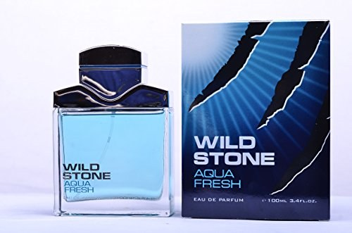 Wild Stone Aqua Fresh Eau De Perfume Spray For Men, 100 ML