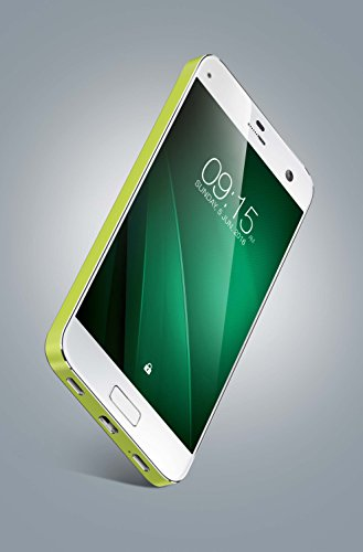 LYF Earth 2 (32GB, 3GB RAM) Green Mobile