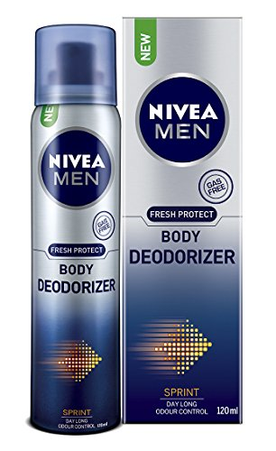 Nivea Sprint Body Deodorizer For Men - 120 ml