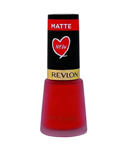 Revlon Nail Enamel, 8 ML Flaming