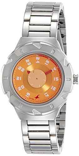 Fastrack 6157SM02 Adrenaline Junkie Analog Women's Watch
