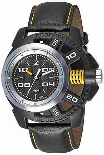 Fastrack 38028PL01 Analog Watch (38028PL01)