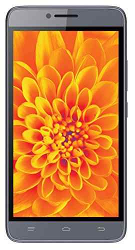 Intex Aqua Sense 5.1 8GB Grey Mobile