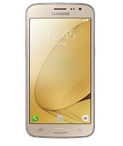 Samsung Galaxy J2 - 2016 (Samsung SM-J210FZDDINS) 8GB Gold Mobile
