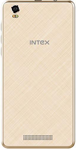 Intex Aqua Power 4G 8GB Champagne Mobile