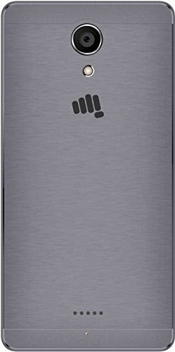 Micromax Canvas Unite 4 Plus Q427 (Micromax Q427) 16GB Grey Mobile