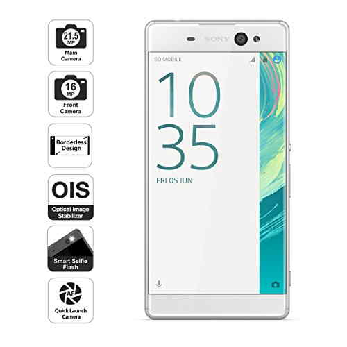 Sony Xperia XA Ultra Dual (Sony F3216) White Mobile
